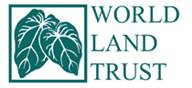 World Land Trust logo for Lee Durrell event