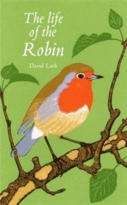 David Lack The life of the Robin