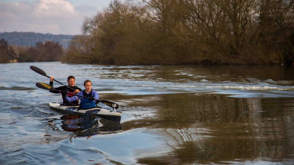 Steve Backshall and Helen Glover race to save rainforest