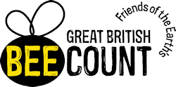 Great British Bee Count logo